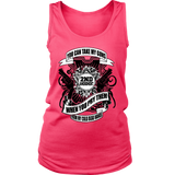 Cold Dead Hands Women's Tank Top by Fresh Steals