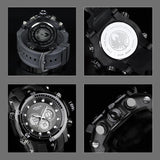 Men's INFANTRY Military Style Sports Watch Digital Watches-Fresh Steals