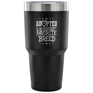 Adopt a Dog Tumbler Tumblers-Fresh Steals