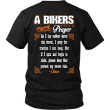 Biker's Prayer T-shirt-Fresh Steals