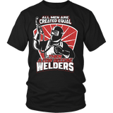 Funny Welding Unisex T-Shirts by Fresh Steals