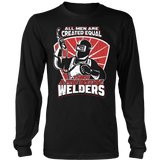 Funny Welding Long Sleeve Shirt by Fresh Steals