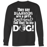 Girl's Best Friend T-shirt-Fresh Steals