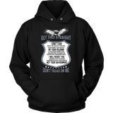 Don't Tread On Me Hoodie by Fresh Steals