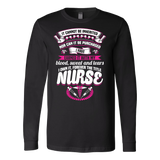 Earned the Title Nurse T-shirt-Fresh Steals
