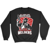 Few Men Become Welders 1 T-shirt-Fresh Steals