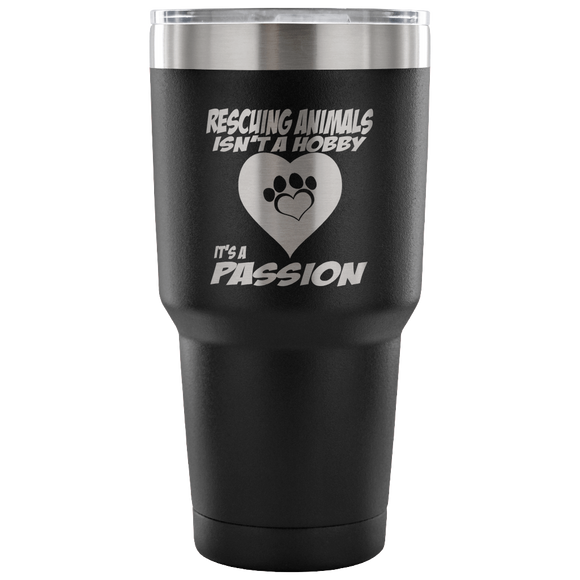 Rescuing Animals Tumbler Tumblers-Fresh Steals