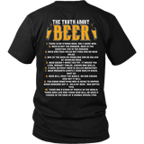 Truth About Beer T-shirt-Fresh Steals
