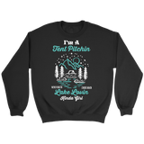 Camping Lovers Tent Pitchin' Kinda Gal T-shirt-Fresh Steals