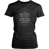 Raised My Hunting Buddy Women's T-Shirt by Fresh Steals
