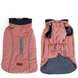 Quilted Winter Dog Jacket Dog Coats & Jackets-Fresh Steals