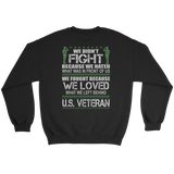 We Fought Because We Loved T-shirt-Fresh Steals