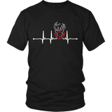 Hunting Heartbeat T-shirt-Fresh Steals