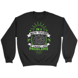 I'm a Math Teacher with Problems T-shirt-Fresh Steals