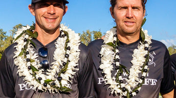 Hawaii Polo Life host Luis Escobar & Sons along with Jeff Hall to Hawaii.