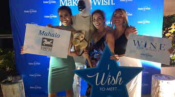 Make A Wish - Hawaii Polo Life, Proud Sponsor