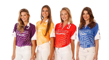 Hawaii Polo Life 2015 Product Campaign