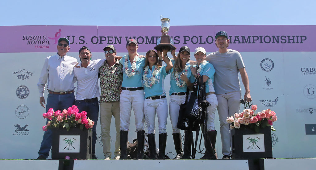 Team Hawaii Polo Life WIN in U.S. Open Women's Polo Championship™️