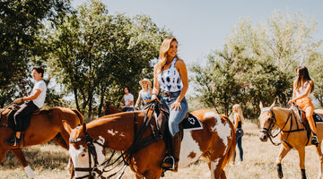 Our Sports Bras Support Trail Rides