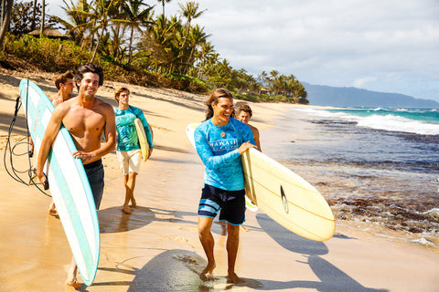 Hawaii Polo Life Shoots 2019 Product Campaign