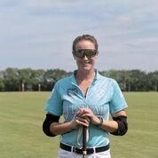 Nina Clarkin for Hawaii Polo Life Team