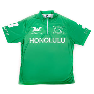 Men's Polo Jersey in Green (Honolulu)