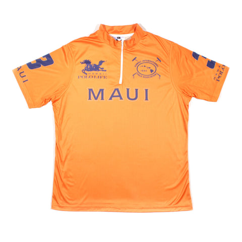 Men's Polo Jersey in Maui Gold (Maui)