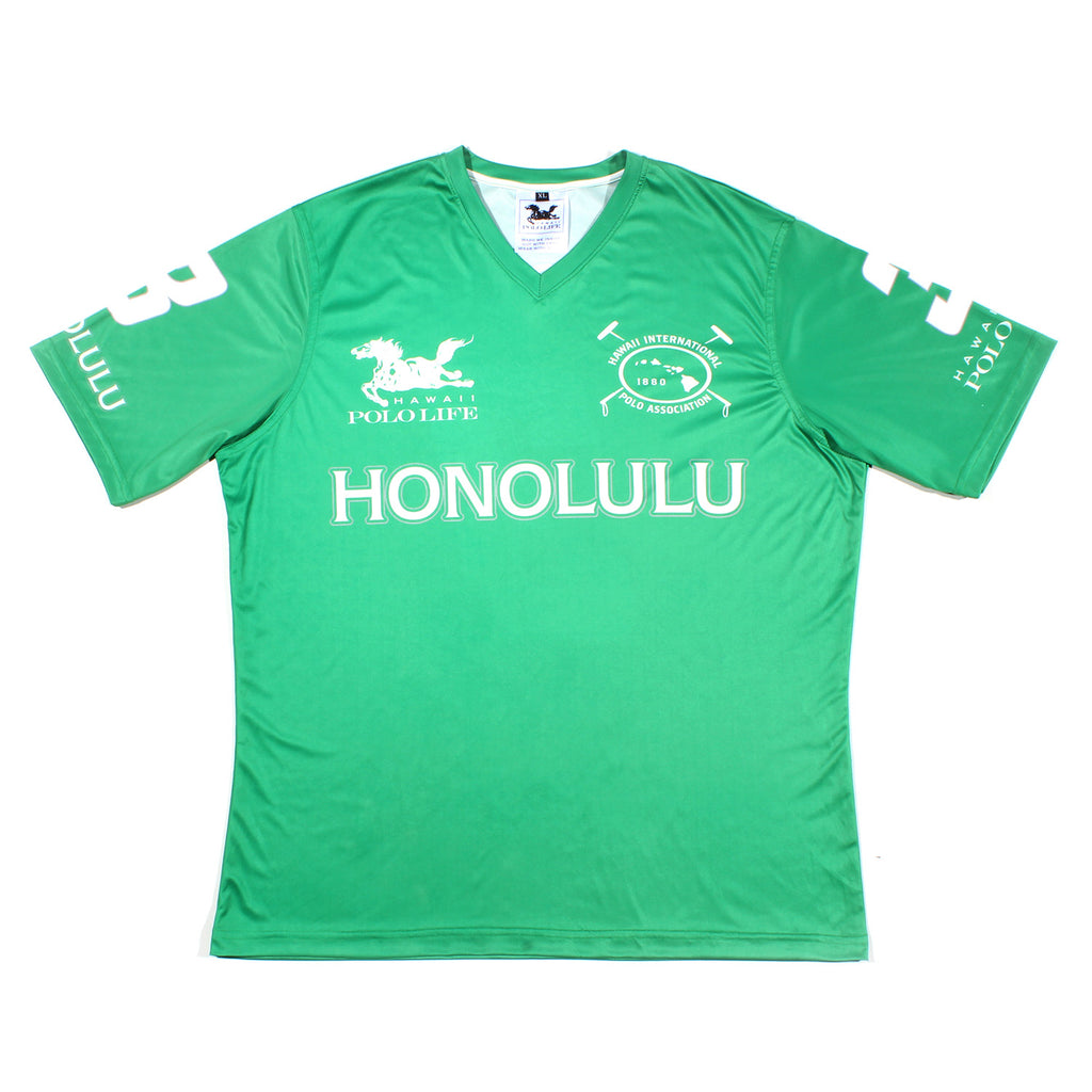 MEN'S V NECK JERSEY - HONOLULU