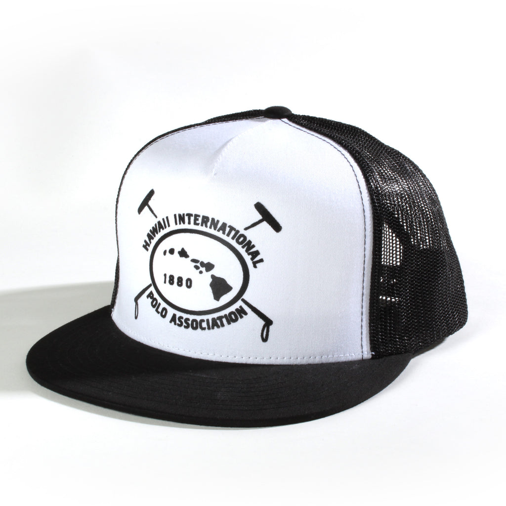 HIPA TRUCKER HAT TWO TONE