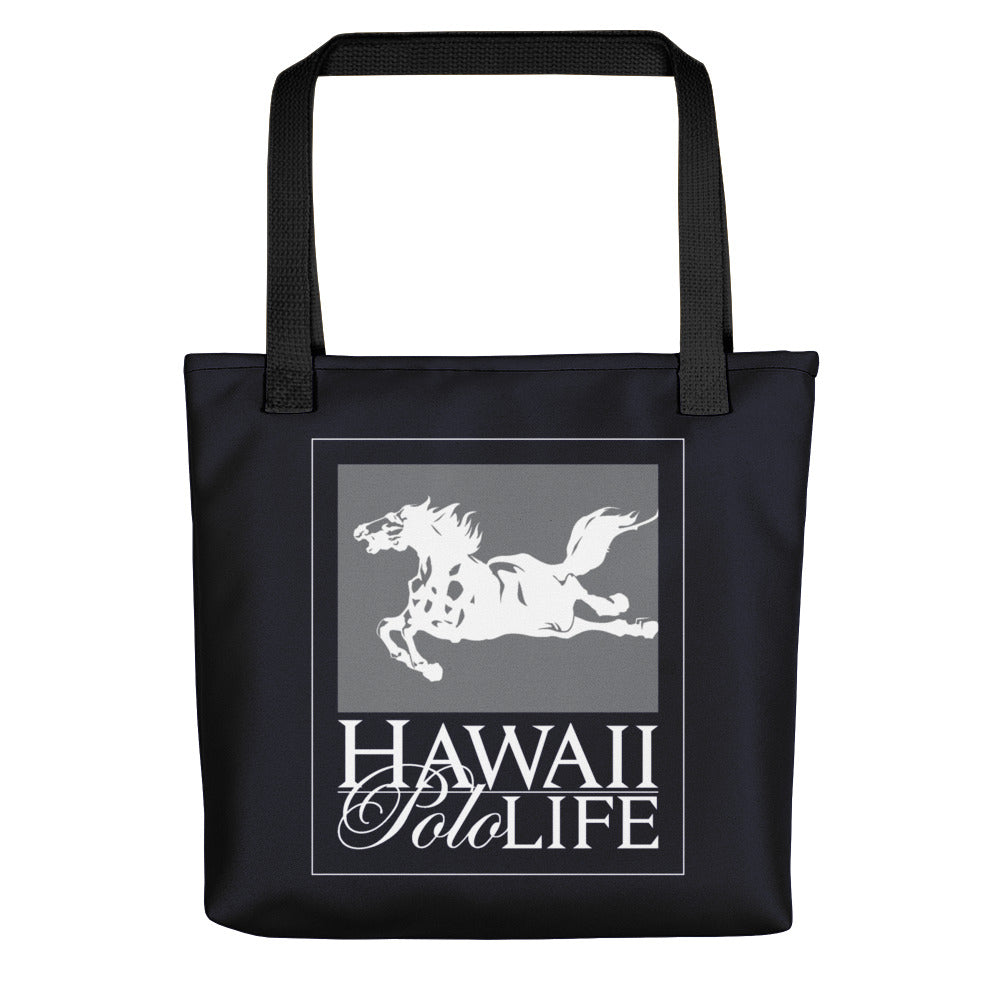 Hawaii Polo Life Beach Tote