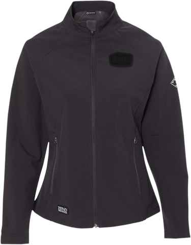 DRI DUCK - Custom Tallgrass Women's Contour Soft Shell Jacket