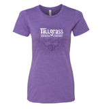 Tallgrass Brand Shield Tee - Ladies
