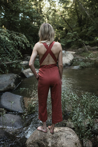 Ashley Jumpsuit | Taos & Black