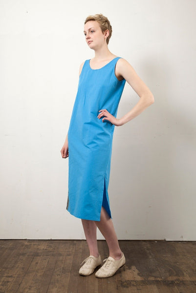 Panel Scoop Dress