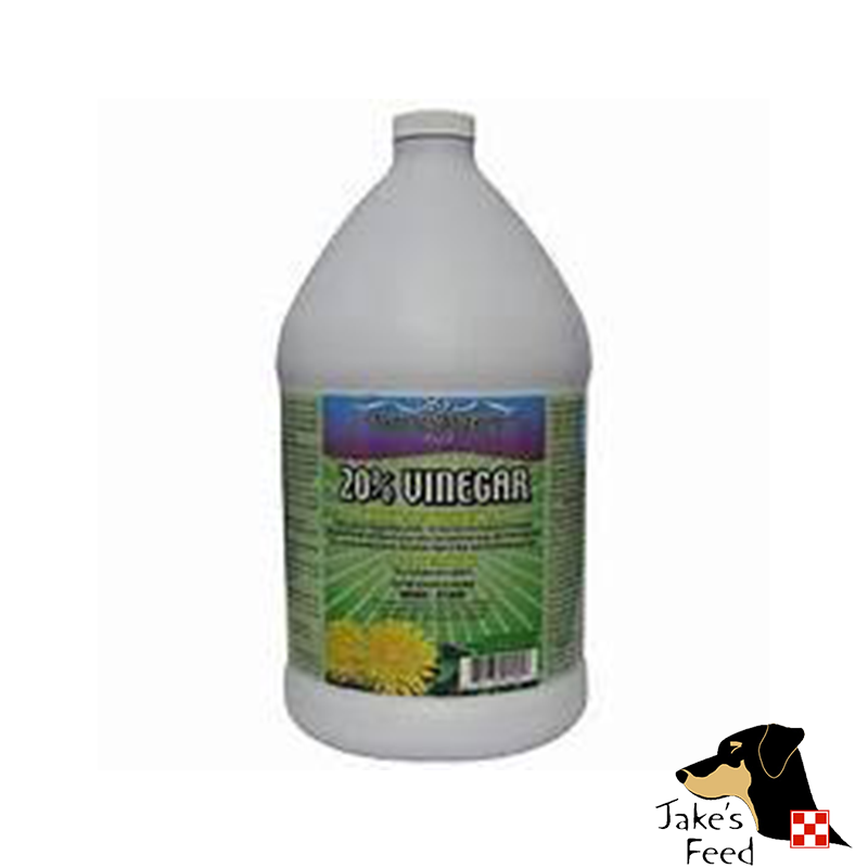VINEGAR 20% LAWN AND GARDEN ORG