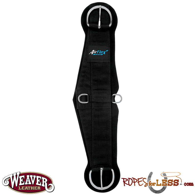 Weaver Airflex Roper Cinch