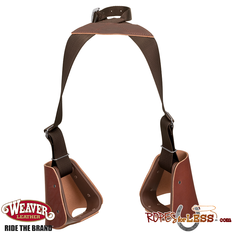 Weaver Lil' Dude Stirrups, Nylon