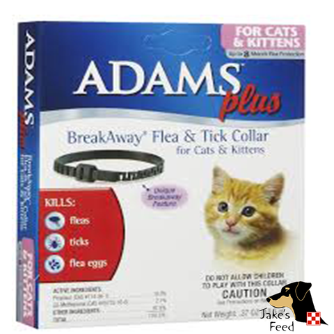 ADAMS PLUS FLEA AND TICK COLLAR CAT
