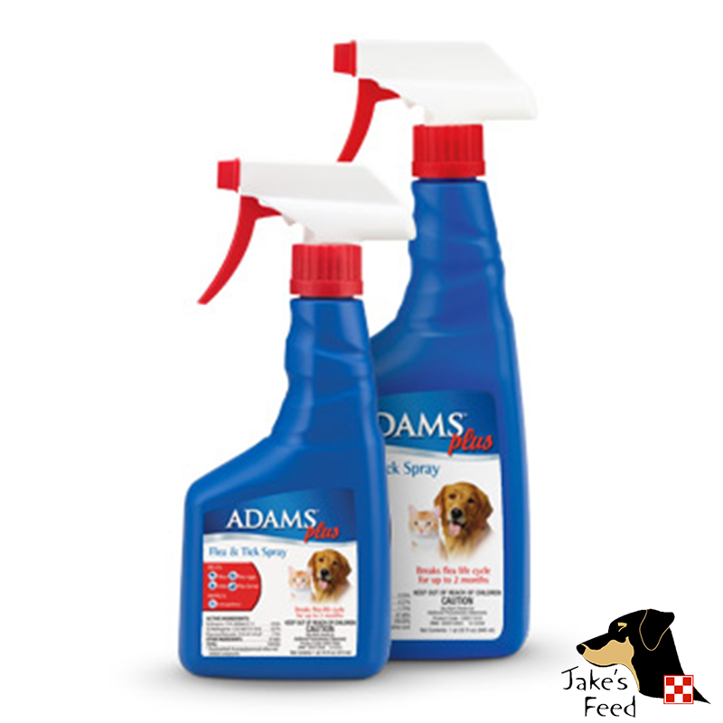 ADAMS PLUS FLEA AND TICK MIST WITH IGR