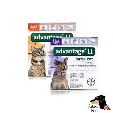 ADVANTAGE II CAT