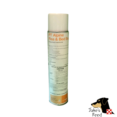 ALPINE FLEA & BED BUG FOGGER 20 OZ.