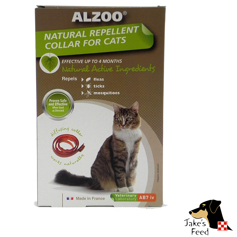 ALZOO CAT COLLAR