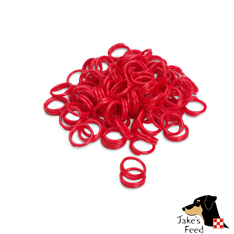 "POULTRY LEG BANDS 5/8"" PER EACH"