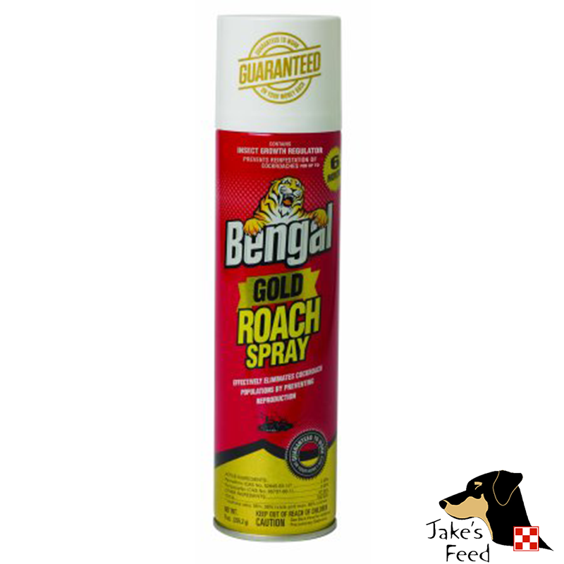 BENGAL GOLD ROACH SPRAY 11 OZ.