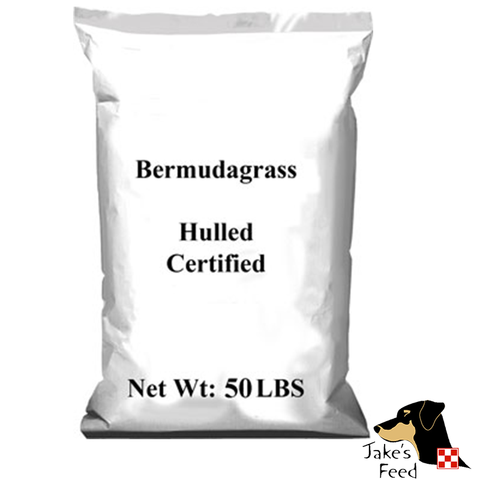 HULLED COMMON BERMUDA 50#