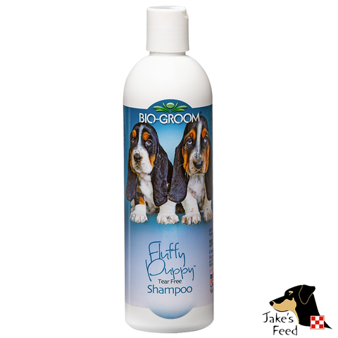 BIO-GROOM FLUFFY PUPPY SHAMPOO 12 OZ.