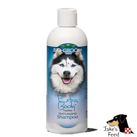 BIO-GROOM EXTRA BODY SHAMPOO 12 OZ.