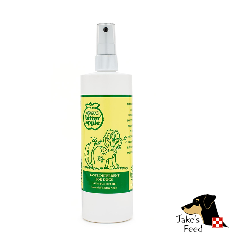 BITTER APPLE SPRAY 8 OZ.