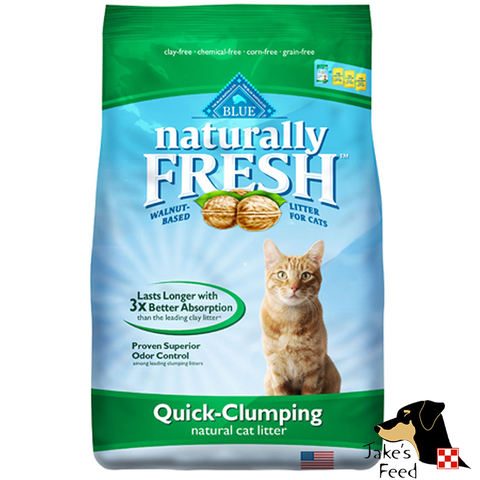 BLUE NATURALLY FRESH QUICK-CLUMPING CAT LITTER