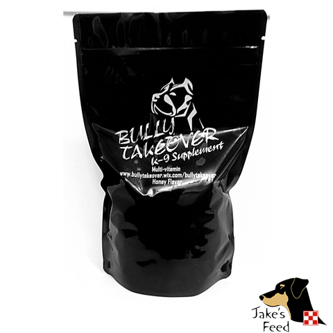 BULLY TAKEOVER K-9 SUPPLEMENT